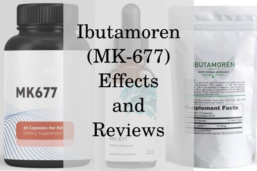 Ibutamoren (MK-677) Effects and Reviews